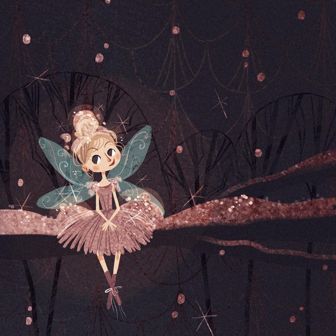 Красиви илюстрации от Bethany Stancliffe